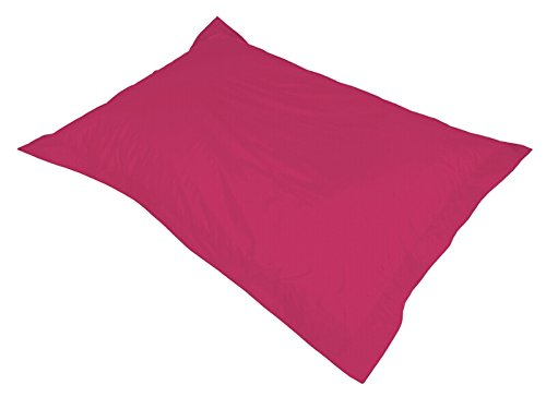 Coussin de relaxation en nylon rose Grand