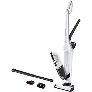 Bosch Flexxo Cordless Vacuum Cleaner, White/Grey