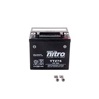 Batterie 12V 6AH YTZ7S Gel Nitro XL 125 V Varadero JC32 01-10