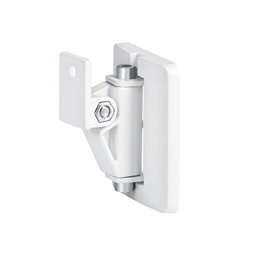 Teufel Wandhalter AC 3500 SM (Paar) Weiß - Wandhalter für Micro-Lautsprecher (Lautsprecher-paar)