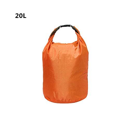 Merssavo 20L Wasserdichte Rucksack-Treibende Tasche, Sich Hin- und Herbewegende Ausrüstung Ultraleichte und Bequeme Wasserdichte Tasche, 1#