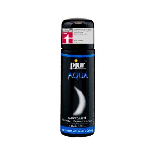 HE22514 PJUR - AQUA 30 ML Premium- Gleitgel auf Wasserbasis nicht Gel Lotion Spray
