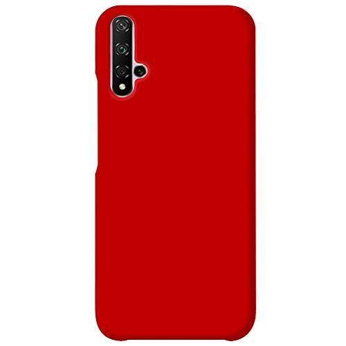Hülle Case Compatible with Huawei Honor 20 Pro Ultra Dünn Flexibel Soft Microfaser Tuch Schutzhülle Silikon TPU Handyhülle Kratzfest Anti-Scratch für Huawei Honor 20 Pro