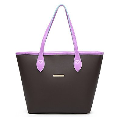 Frauen die große Kapazität Behälter Purple