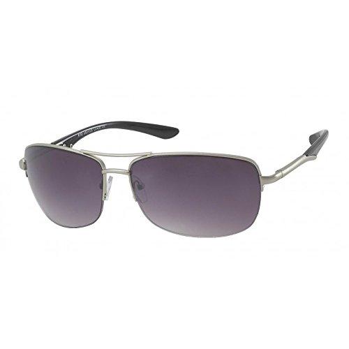 Laser lunettes de soleil teintées Chic-Net lunettes de soleil aviateur miroir unisexe Wayfarer Lunettes coloré 400 UV 6DoFIZ