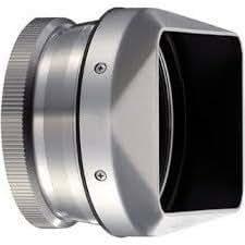 Maxsima - Pare-soleil Nikon Coolpix A (comme UR-E24 & HN-CP18) ARGENT