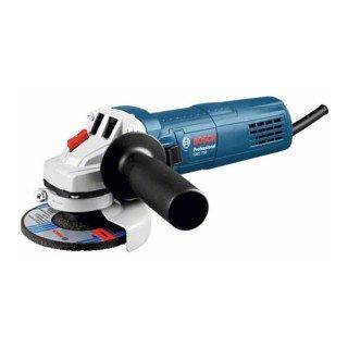 Preisvergleich Produktbild Bosch 601394001 GWS 750 Pro Winkelschleifer, Durchmesser 125 mm, 750W