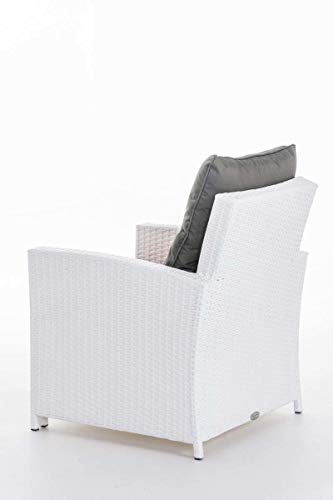 CLP Polyrattan-Sessel FISOLO - 4
