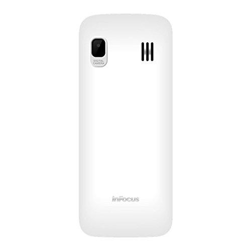 Infocus F115 Dual Sim (White)