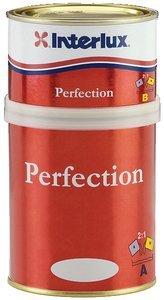 Interlux Perfection Half Gallon Kit YHB000KITHG - Snow White by Interlux (Gallone 0.5 Kit)