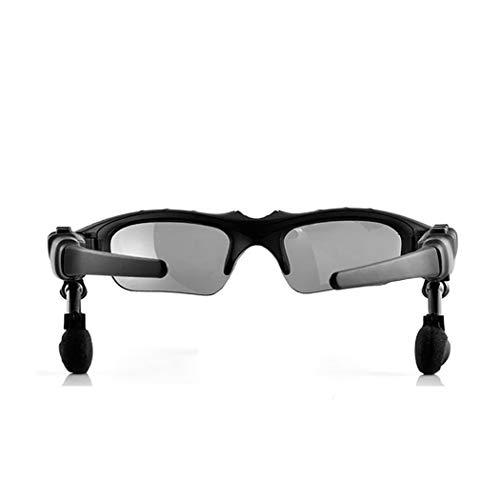 MP3 Bluetooth Call Brille mit 4G Speicher Audible Music Phone Sonnenbrille 4.1 (Bluetooth Mp3 Brille,)