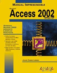 Access 2002 (Manuales Imprescindibles)