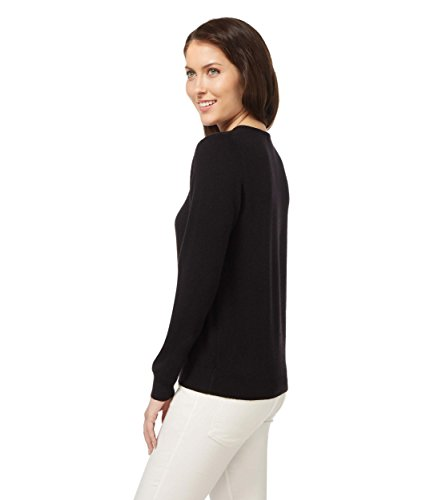 47641af350 Woolovers Ladies Cashmere and Merino Crew Neck Knitted Sweater - Buy Online  in UAE.
