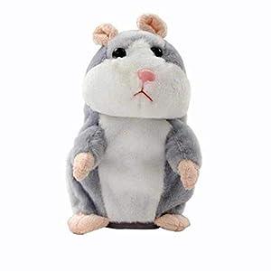 YRBB 15Cm Lovely Hamster Talking