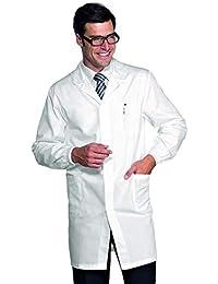 Camice Bianco da Laboratorio Antiacido con Clip Antipanico - Marca Italiana  Modello Unisex 7b69c456c9d3