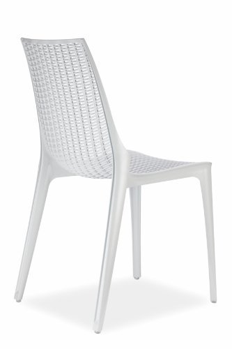 Tricot Chair Scab Blanche