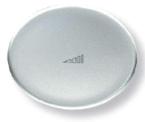 Niessen tacto - Tapa regulador electronico pulsador tacto blanco
