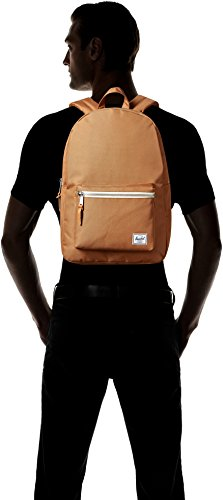 herschel Settlement Backpack black Braun