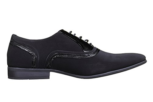 Goor Chaussure Derbie 885 125 Noir Noir