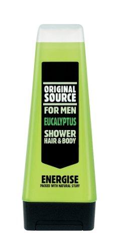 Original Source Mens Shower Gel Eucalyptus Energising 250ml Pack of 6