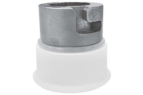 DIGITUS DN-16097-2 Befestigungsadapter, L-Typ auf PELCO Adapter Ring für Kameras DN-16081-1, DN-16082-1, DN-16085-1, DN-16086 und DN-16087