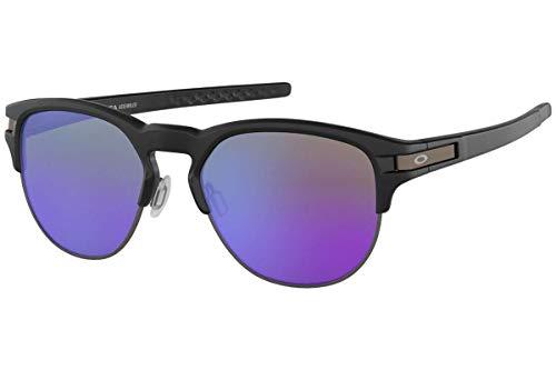 Oakley Herren Latch Key 939402 Sonnenbrille, Schwarz (Negro), 55