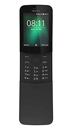Nokia 8110 Telefono Cellulare da 4 GB Marchio Tim, Blu, [Italia]