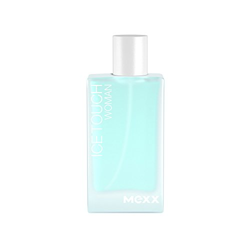 Mexx Ice Touch Woman - Eau de Toilette Natural Spray - Erfrischendes Damen Parfüm mit fruchtig-blumigen Noten - 1 er Pack (1 x 30ml)