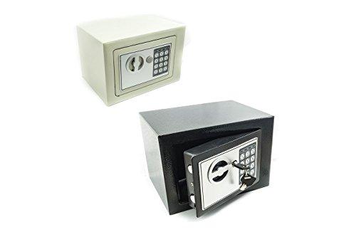 Omron - Pequeña caja fuerte electrónica de pared con combinación