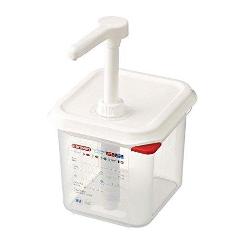 Araven - Dispensador de Salsas 2,6 litros