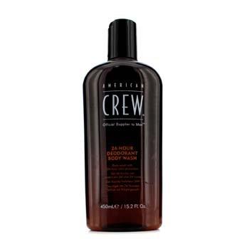 American Crew 24-hour deodorant Body wash 450ml -