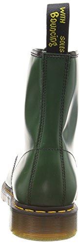 Verde Adulte Classiques Martens Stivali Unisex liscio Martens Vert Dr Mixte Dr 1460 smooth 1460 Classici Bottes nCpYqB