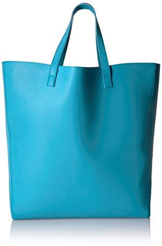 Buxton Damen Umhänge-Handtasche, aqua, Einheitsgröße - Buxton Tote