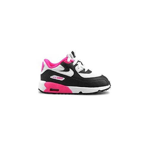Nike Baby Jungen Air Max 90 Mesh (TD) Sneakers, Schwarz (Anthrazit /...