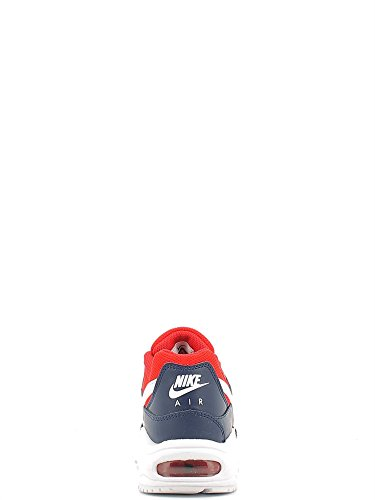 Nike Air Max Command Flex Ltr Gs, Chaussures de Running Entrainement Homme Azul (Azul (midnight navy/white-university red))