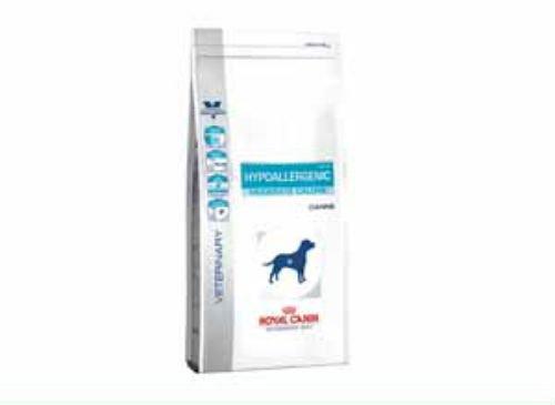 Royal Canin hypoallergénique calories modérée Clinique canine de croquettes pour chien 7kg