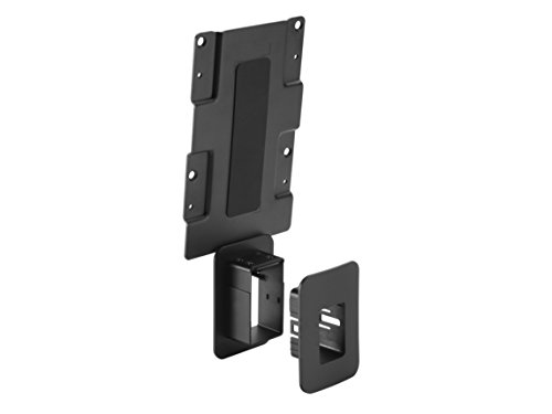 HP N6N00AA - Thin client to monitor mounting bracket - black - for Z24 Z25 Z27 DreamColor Z32 EliteDisplay E222 E232 E240 Z Display Z27 - (Monitors > Monitor Accessories)