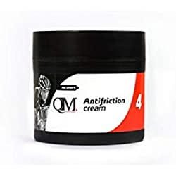 MQ QM QM04 Crema Antifricción, Unisex Adulto, Negro, 200 ml