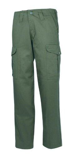 Pesante Pantaloni, colore: nero Olive Green 44W/Regular
