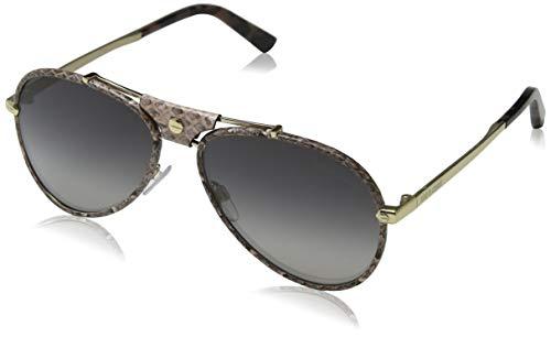 Roberto Cavalli Damen RC1042 28C 59 Sonnenbrille, Braun,