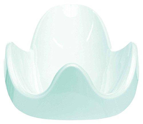 Asiento de baño LUMA Babycare. Color verde menta