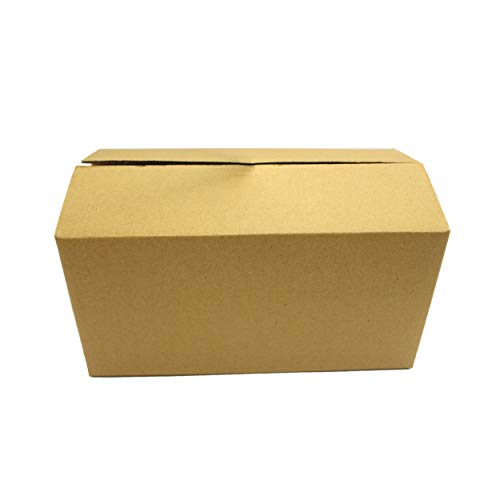 EZELLOHUB Brown Packaging Corrugated 11 x 6 x 5.5 Inch 3 Ply Pack of 25 Boxes **Delivery Free**