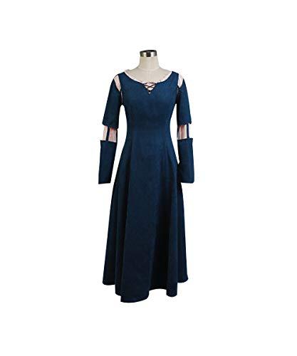 Kleid Cosplay Kostüm Damen XL ()