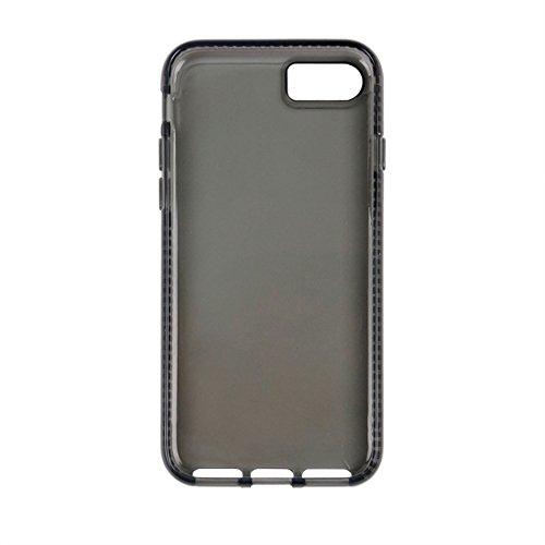 iPhone Case Cover Pour iPhone 7 ultra mince Transparent Soft TPU étui de protection arrière ( Color : Pink ) Grey