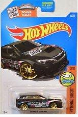 subaru-wrx-sti-lot-of-4-2016-hot-wheels-30-kmart-exclusive-color-black-k-mart