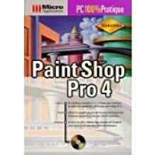 PAINT SHOP PRO 4. Avec Cd Rom