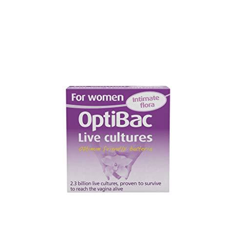 OptiBac Für Frauen - Täglich 2.3 Milliarden KBE Reuteri & Rhamnosus - 14 Kapseln