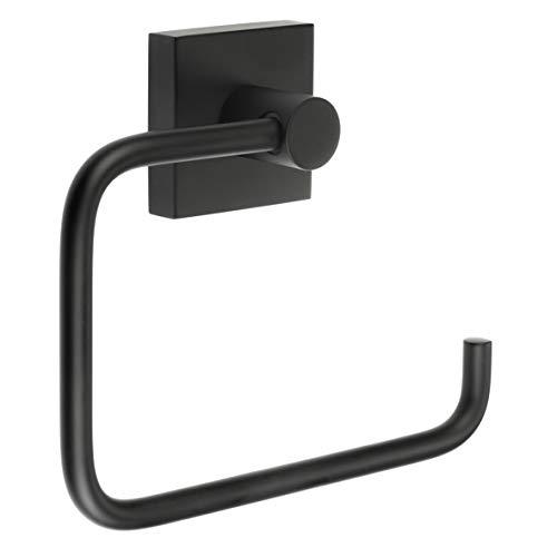 SMEDBO HOUSE WC-Papierhalter Toilettenpapierhalter Rollenhalter schwarz RB341 (Design House Wc-papier-halter)