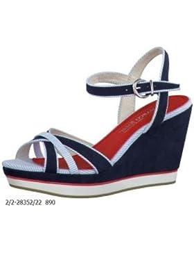 Marco Tozzi 2-2-28352-22, Scarpe con cinturino alla caviglia donna