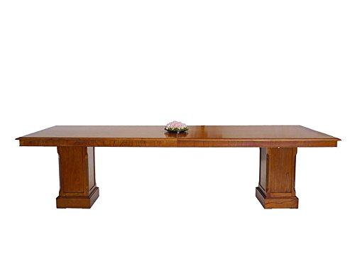 Tisch Schreibtisch Konferenztisch 'Studio Globe Wernicke' Mahagoni hell (6481)
